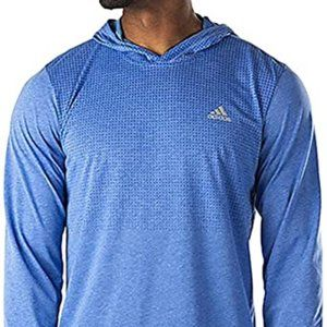 Adidas Men's Aeroknit Hoodie Size L